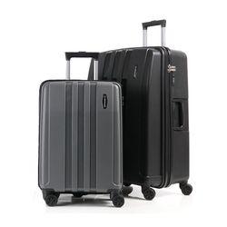 던롭 솔리드 DPP057 19+28인치 캐리어 가방 여행가방