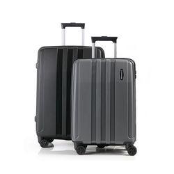 던롭 솔리드 DPP057 19+24인치 캐리어 가방 여행가방