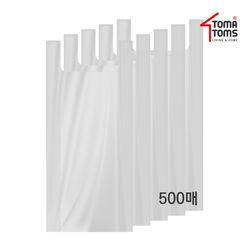 토마톰스 하이드 분리수거함용 전용비닐 100매 5개