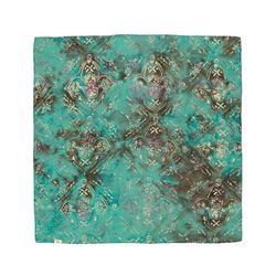 [Voil Scarf] Yoga - Teal