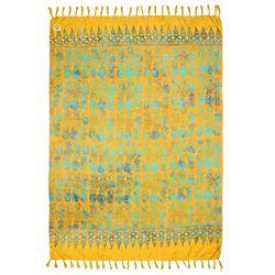 [Sarong] Pineapple - L.yellow