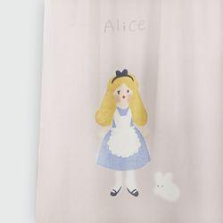 이상한나라의 앨리스 커튼