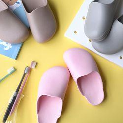 EVA 모노 쿠션 다용도 어린이욕실화(3color)