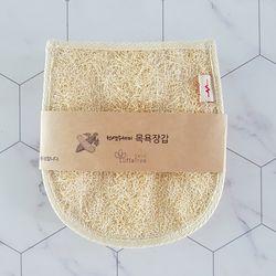 천연수세미 루파 목욕장갑