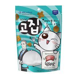 고집 고양이 간식 참치맛 60g