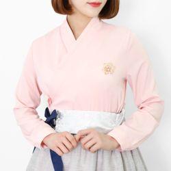 차르 장저고리(핑크)