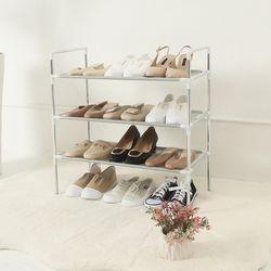 모던 신발정리대 3단(최다12켤레)