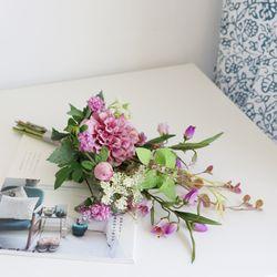 다알리아 믹스 꽃다발