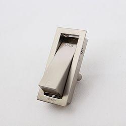 노출레일 잠금장치 - 2KR01XN 노출도어락 잠금장치