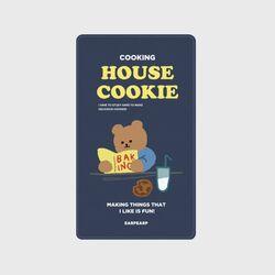 cookie bear-navy(보조배터리)