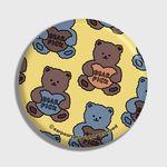 Bear pick-Creamyellow(거울)