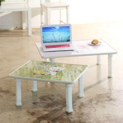 신지가토 키높이(800x600) 접이식 다용도 테이블 밥상