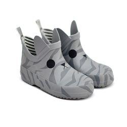 Kerran rain shoes Gray (K-101)