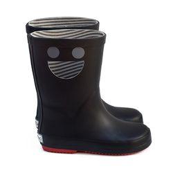 Wistiti rain boots Black (BW-07)
