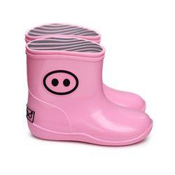Kawai rain shoes Pink (BK-05)