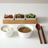 화이트 1인 혼밥 그릇세트 7p