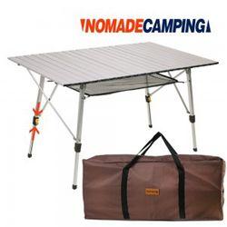노마드  21단 와이드 롤 테이블(알루미늄)캠핑테이블