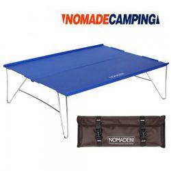 노마드 트렌스폼 솔로 캠핑테이블-블루캠핑테이블