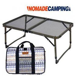 노마드 아이언메쉬 캠핑테이블(슬림형)캠핑테이블