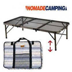 노마드 아이언메쉬 캠핑테이블(3단-120cm)캠핑테이블