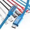 트윌 USB C타입 to 라이트닝 8핀 고속 충전 케이블 30cm