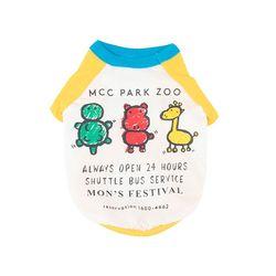 MCC Park Zoo Yellow