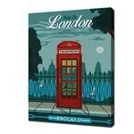 [명화그리기]2030 미니여행-런던 15색 일러스트