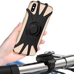 PH 360도 회전 스마트폰 거치대(자전거 킥보드 오토바이 VUP)