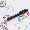 썩유케이 CMYK 4색 볼펜