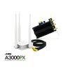 [iptime] 무선랜카드 A3000PX (내장형 PCI-E3안테나(연장형))