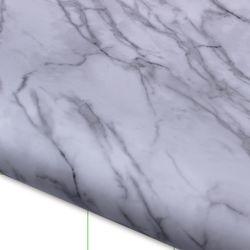 인테리어필름지 (IP413-14) 무광 카라라마블 딥그레이(길이50cm)