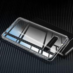 갤럭시 S10 투명 강화유리케이스 CS