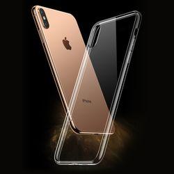 아이폰 MAX 투명 강화유리케이스 CS