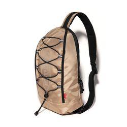 RF SLING BAG - BEIGE
