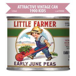 [레트로공캔] AVC-1900KIDS-L004-L-350ml LITTLE FARMER