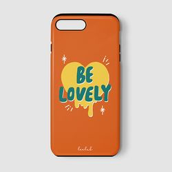 Be lovely 터프케이스-오렌지