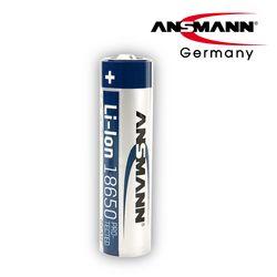 독일 안스만 18650 충전 배터리 3500mAh (보호회로 2000회충전)