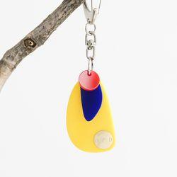 패럿 키링 Parrot Key Ring