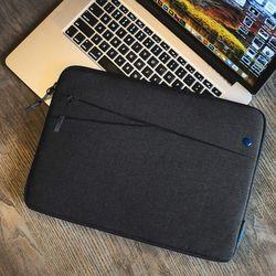 A18 맥북 아이패드 노트북 파우치 슬리브 13인치-13.5인치 블랙