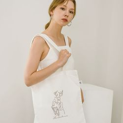 Drawing White bag