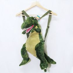 티라노 공룡 가방 아동백팩 (그린L)