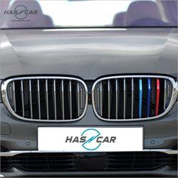 BMW 7시리즈 전용 그릴클립 G11 G12 해시카