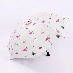 트로피컬 양우산 자외선차단 암막양산 패션양산