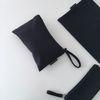 퀼팅 네이비 미니 클러치(Quilting navy mini clutch)-medium