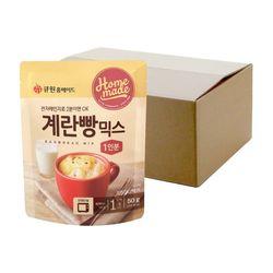(20개입)큐원 계란빵믹스 (전자레인지용)