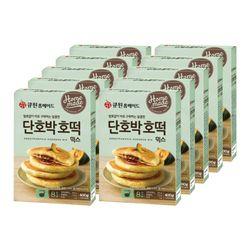 (한박스10개입) 큐원 단호박호떡믹스 (프라이팬용)