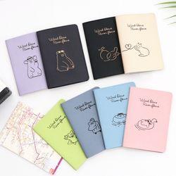 플라잉 여권케이스 (여권지갑 커버 가족 커플)