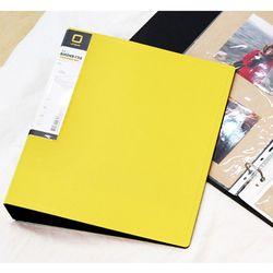 유니크 3공 D링바인더 화일 5cm 파일 티켓북