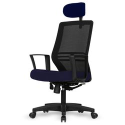 LR37HB 사무용 책상 컴퓨터 헤드형 의자/체어