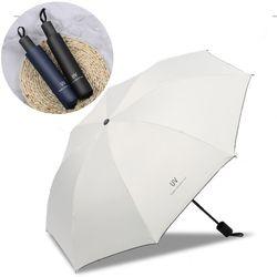 나이트 유브이 초경량 자외선차단 양우산 암막양산
